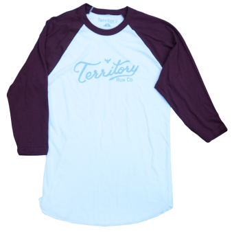Territory Run Co. raglan tee
